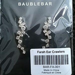 NIP BAUBLEBAR FARAH EAR CRAWLERS